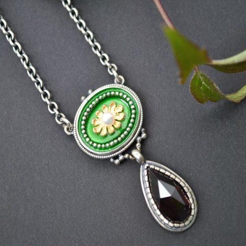 Silberkette Agnes