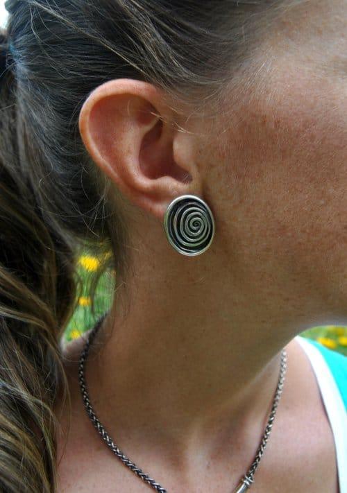 Silberschmuck Ohrringe Helia