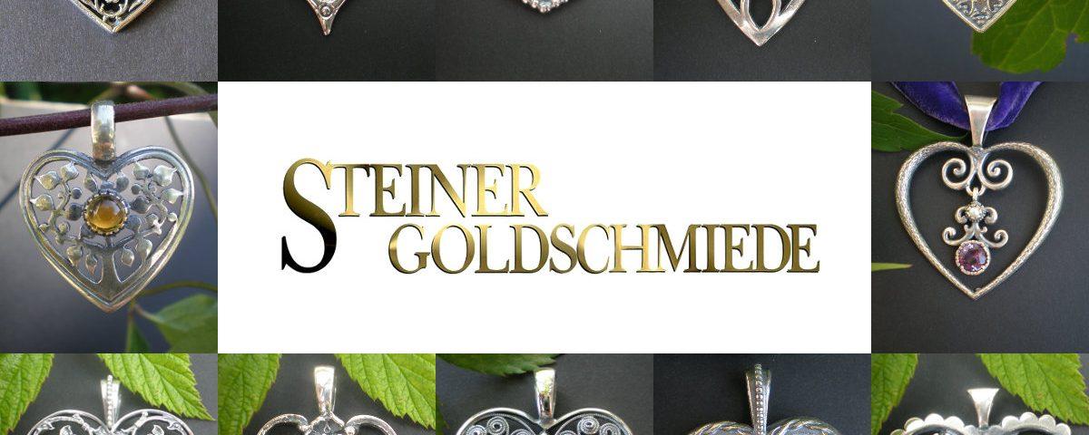 Collage Steiner Kirtagherzen