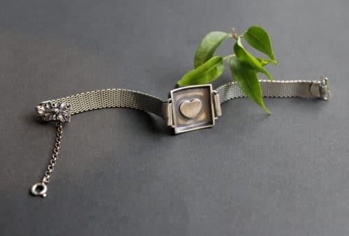 Armband Emilia hintere Ansicht