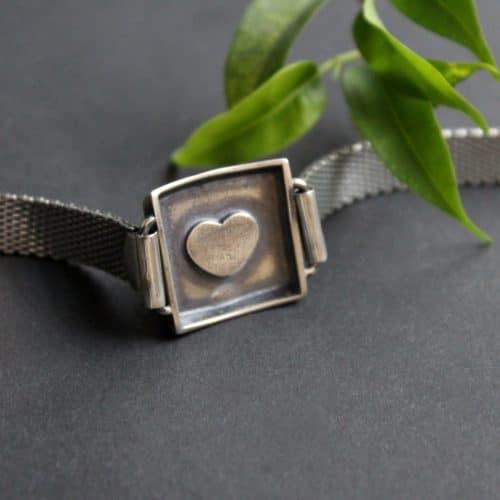 Jagdschmuck Armband hintere Ansicht