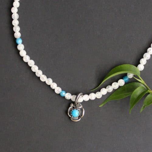 Trachtenschmuck Halskette Lilli