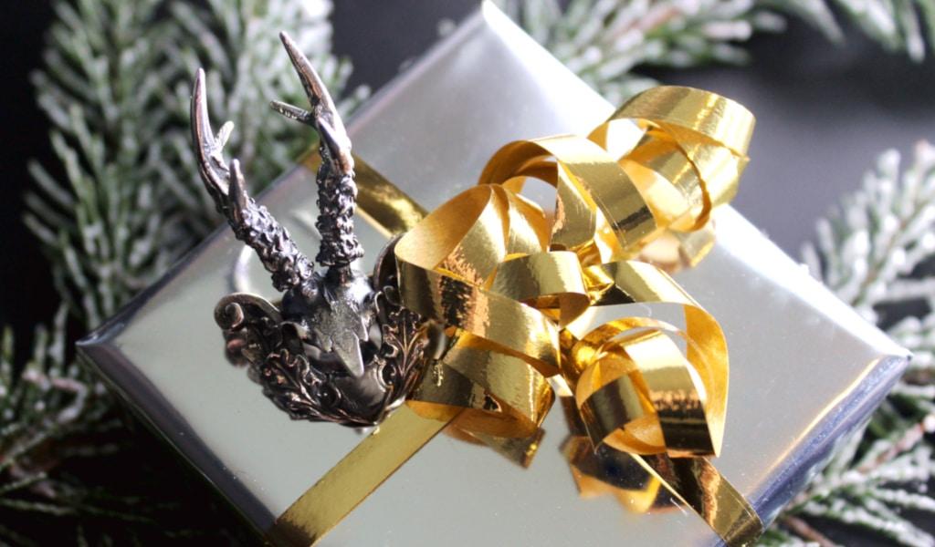 Schmuck zu Weihnachten verschenken
