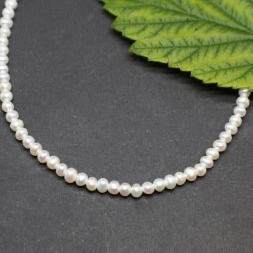 Trachtenschmuck Perlenkette für Anhänger
