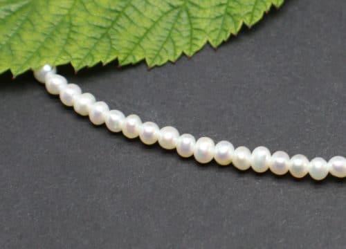 Perlenkette für Anhänger